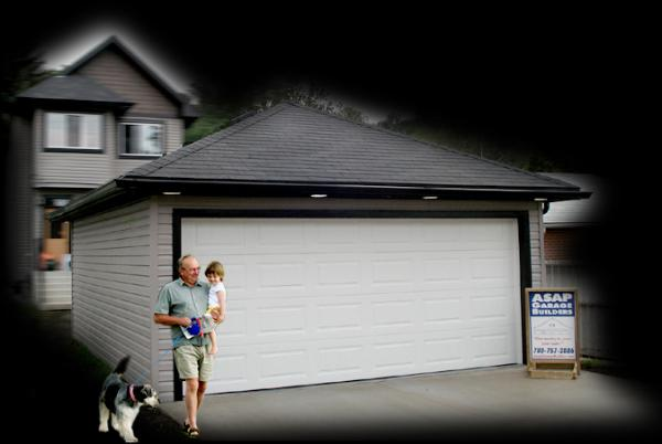 . ASAP GARAGE BUILDERS   EDMONTON  AB